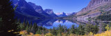St Mary Lake Glacier National Park, MT Photographie par  Panoramic Images