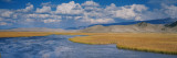 Clouds over a Landscape, National Elk Refuge, Jackson Hole, Wyoming, USA Photographic Print by  Panoramic Images