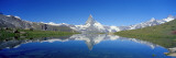 Matterhorn Zermatt Switzerland Photographic Print by  Panoramic Images