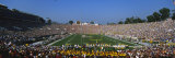 High Angle View of a Football Stadium Full of Spectators, the Rose Bowl, Pasadena Photographic Print by  Panoramic Images