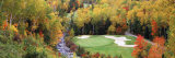 New England Golf Course New England, USA Photographie par  Panoramic Images