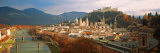 Cityscape Salzburg Austria Photographic Print by  Panoramic Images