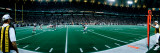 Hubert H Humphrey Metrodome Minneapolis, MN Fotografisk trykk av Panoramic Images,