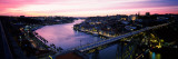 Bridge across a River, Dom Luis I Bridge, Duoro River, Porto, Portugal Photographic Print by  Panoramic Images