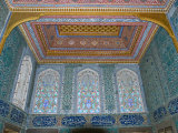 Interiors of a Palace, Topkapi Palace, Istanbul, Turkey Photographic Print
