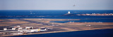 Logan Airport Boston, MA Photographic Print by  Panoramic Images