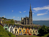 St Colman's Cathedral, Cobh, County Cork, Ireland Photographic Print