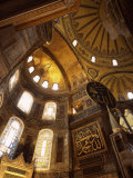 Architectural Details of a Museum, Aya Sofya, Istanbul, Turkey Photographic Print