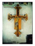 Crucifix Premium Giclee Print by Pompeo Mariani