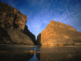 Texas, Big Bend National Park Photographic Print