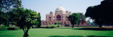 Facade of a Mausoleum, Humayun's Tomb, Delhi, India Photographic Print by  Panoramic Images