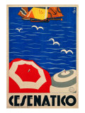 Cesenatico Giclee Print