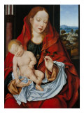 Madonna and Child Giclee Print