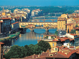 Ponte Vecchio in Florence Photographic Print