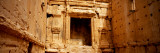 Interiors of Cella the Hollies Part of a Temple, Palmyra, Syria Photographic Print by  Panoramic Images