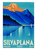 Poster for Silvaplana Giclee Print