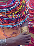 Samburu Tribal Beadwork Photographic Print