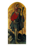 St Christopher Giclee Print
