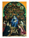 Madonna of the Rosary Giclee Print