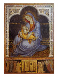 Madonna of Humility Giclee Print by Felice Giani