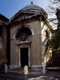Dante's Tomb Photographic Print by Bernardino Nocchi