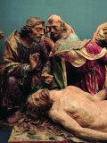 Lamentation over Dead Christ Photographic Print