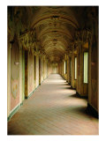 Tunnel Floor, Decorated with Frescoes and Stucco Giclee Print by Pompeo Mariani
