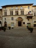 Palazzo Del Capitano Del Popolo, Piazza Matteotti (Formerly Piazza Sopramuro) Photographic Print