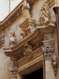 Church of Sant'Antonio Della Piazza in Lecce (San Giuseppe) Photographic Print by Vincenzo Foppa