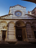 San Cristoforo Church Photographic Print by Lorenzo Costa