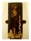 St John the Baptist Giclee Print