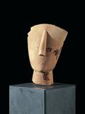 Cycladic Idol Giclee Print