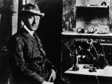 Guglielmo Marconi with His First Radio Photographic Print