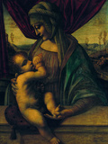 Madonna Nursing the Child Giclee Print