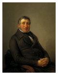 Portrait of Nicola Ghidini Giclee Print by Franz Lenhart