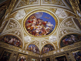 Decoration of Palazzo Pitti, Ceiling of the Room of the Iliad Photographic Print