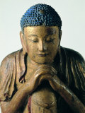 Buddha in Meditation Photographic Print