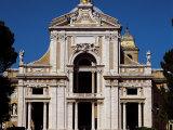 Basilica of Santa Maria Degli Angeli Photographic Print by Giusto De' Menabuoi
