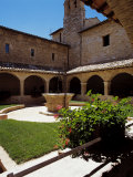 Convent of San Damiano Photographic Print