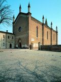 Church of Santa Maria Degli Angeli Photographic Print by Ippolito Caffi