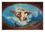 The Abduction of Ganymede Giclee Print by Pompeo Mariani