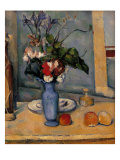 The Blue Vase Giclee Print