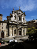 Church of San Filippo Neri Photographic Print by Angelo Morbelli