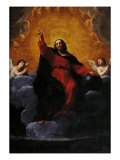The Savior Giclee Print by Giovanni Battista Moroni