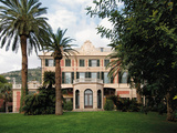 Villa Serra in Genoa Nervi Lámina fotográfica por Demetrio Cosola