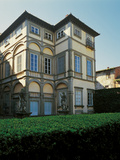Palazzo Moriconi-Pfanner Photographic Print by Johannes Handschin