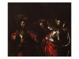 The Martyrdom of St Ursula Giclee Print by  Parmigianino