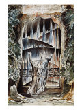 The Inscription over the Gate (Of Hell) Giclee Print by Bonifacio Bembo