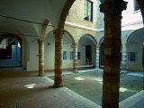 Palazzo Bonaventura Odasi Photographic Print by Arcangelo Di Cola Da Camerino