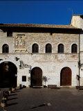 Palazzo Del Comune or Dei Priori Photographic Print by Giusto De' Menabuoi